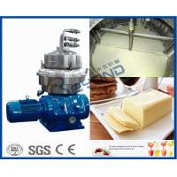 Buy cheap Butter Wrapping Machine / Buttermilk Making Machine For Butter Making Process from wholesalers