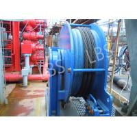 Cheap Stainless Steel / Carbon Steel Offshore Winch Small Size Manual Driven wholesale