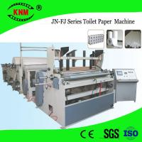 Cheap Brand new toilet paper making machine for sale with toilet paper roll cutter wholesale