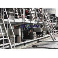 Cheap Duplex Board Paper Coating Machine , 2880mm Kraft Paper Manufacturing Machine wholesale