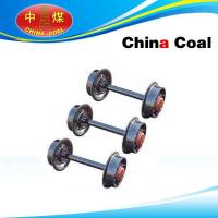Cheap China coal mining car wheels from China coal wholesale