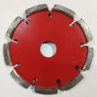 Cheap Right Angle 125mm Tuck Point Diamond Blades Grinding Wheel wholesale