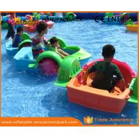 Cheap Kids Paddle Boat Inflatable Water Pools Inflatable Swimming Pool Paddle Boat wholesale