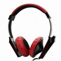 Cheap Multimedia Headset with 15 to 23,000Hz Frequency response wholesale