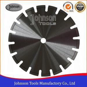 Cheap 12 Inch / 300mm Asphalt Cutting Blades High Efficiency 1.3kg For Walk Behind Saw wholesale