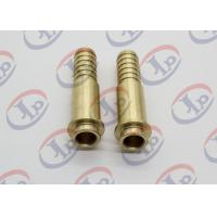 Quality Non - Standard Brass Tube CNC Precision Parts Brass Joint 0.01KG For Sanitary Ware for sale