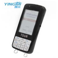 Buy cheap Larger Screen Automatic Tour Guide System With Portable Receiver Lithium Battery from wholesalers