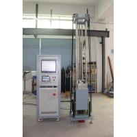 Cheap Certified Supplier of APPLE Shock Absorber Tester Machine With Half Sine Wave wholesale