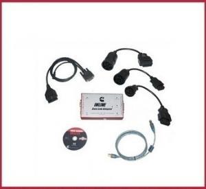 Cheap Cummins Inline 6 Diagnostic Tool Data Link Adaptor For Excavator Problem Scanner wholesale