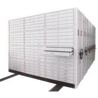 Cheap Drawing Collection Mobile Library Shelving , High Density Filing System Safety wholesale