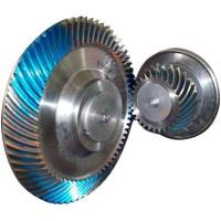 Cheap Grinding Spiral Bevel Gear of Hard Face wholesale