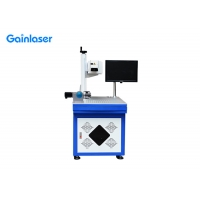 China 5W UV Laser Engraving Machine for Product Identification , Serial Numbers , Text , Logo on sale