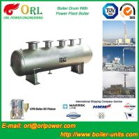 Cheap High performance thermal oil boiler drum ORL Power ASME certification manufacturer wholesale