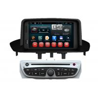 Cheap Android 4.4 OS GPS Radio Tv Double Din Car DVD Player For  Megane 2014 wholesale