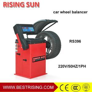 China Car wheel balancer tyre balancing machine on sale