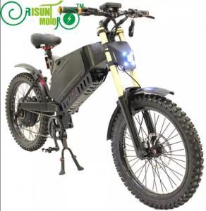 Cheap 72V 3000W 38AH electric mountain bike, sport mountain ebike for young wholesale