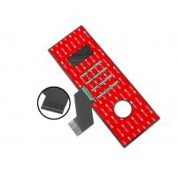 Quality Adhesive 3M VHB Capacitive Membrane Switch Keyboard Customized Size for sale
