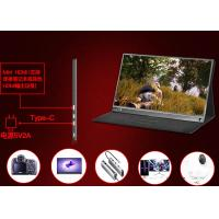 Quality 1080P HDMI 15.6'' LCD Video Brochure Portable Monitor Gaming Monitor For PS4 for sale