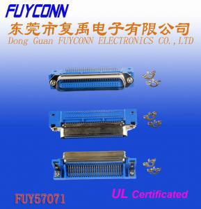 Cheap Champ Centronic Connectors, 36 Pin Male Right Angle PCB Connector wholesale