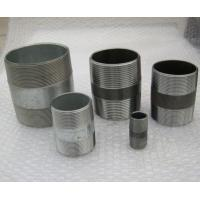 Cheap DIN2982 seamless steel barrel pipe and fittings. wholesale