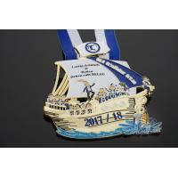 Buy cheap Carnival Orden Medaille Soft Enamel Medals 3D Effect Many Stones On Medallion from wholesalers