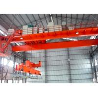 Cheap Double Girder Hanger Electric Overhead Travelling Crane Electromagnetic QD Type wholesale
