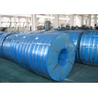 Cheap 750mm - 1250mm Zinc Coated Spangle Hot Dipped Galvanized Steel Coils wholesale