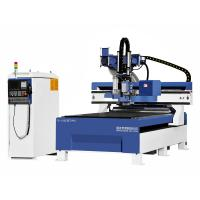 China Taiwan Syntec 6MA Cnc Production Line Cabinet Door Making Equipment 20 Tools on sale