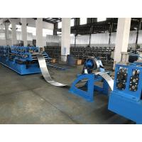 Cheap 8 units Punching system Hat Roll Forming Machine / roll forming equipment wholesale