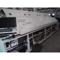 Gs-1000 Middle Lead Free Reflow Oven Ten Heating Zones Environmental For 50-400Mm Pcb