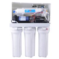 KK-RO50G-F Reverse Osmosis Water Filter System Rust Cover Residential Under -