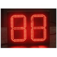 Cheap 2 Digit LED Count UP / LED Count Down Timer / Time and Temperature Display / Digital LED Gas Station Sign 8.889 & 8.888 wholesale