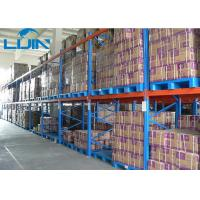 Cheap 800KG - 5000KG Heavy Duty Steel Storage Racks with Corrosion - protection wholesale