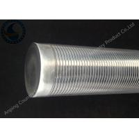 Cheap Johnson Type Water Well Screen Pipe For Filtration OEM / ODM Acceptable wholesale