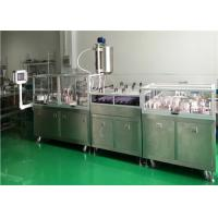 Cheap High Speed Suppository Production Line Three Phase Suppository Filling Machine wholesale