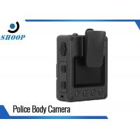 Buy cheap 15 Hours Battery Life Body Camera Recorder 1080P H.265 Coding IR Night Vision from wholesalers