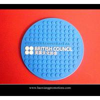Cheap custom new products laser cut felt drink coasters for any occasion wholesale