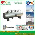 Cheap Hot sale solar boiler mud drum ORL Power TUV certification wholesale