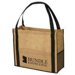 Cheap Customized Reusable Non Woven Handbag Pp Laminated Bags Good Breathability wholesale
