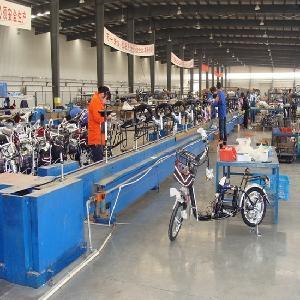 China Bike Production Line on sale