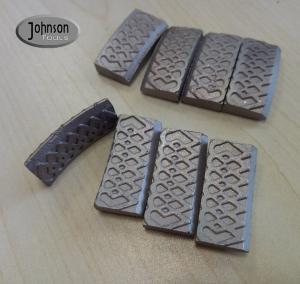 Cheap Mesh Type Diamond Core Drill Bit Segment For Concrete Coring , Long Life wholesale