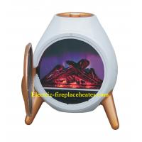 Cheap Portable Free Standing Electric Fireplace Stove With 2 Setting Heater wholesale