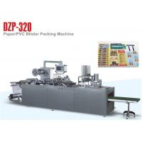 Cheap Shaver Paper Plastic Tablet Blister Packing Machine / Blistering Machine wholesale