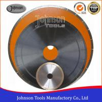 Cheap Fast Cutting 100-350mm Diamond Ceramic Tile Saw Blades With J Slot wholesale