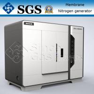 Cheap SINCE GAS Nitrogen Membrane Unit / Membrane Type Nitrogen Generator Plant wholesale