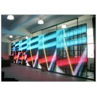 Cheap P16 / P30 / P50 Advertising LED Media Facade Display 3R2G2B with Front Maintenance wholesale