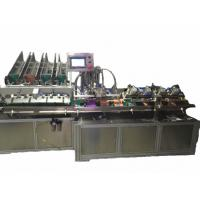 Cheap Face Mask Bag Packing Machine With PLC Control System , Semi Automatically wholesale