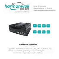 Cheap 4ch HD 720P AHD Harddisk MDVR GPS+3G+WIFI  WIFI automatically searching wholesale