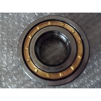 Cheap Brass Sealed Cylindrical Roller Bearings , P6 Radial Cylindrical Roller Bearings wholesale