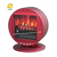 Cheap Portable Indoor Rotating Fireplace Home Decorators Electric Fireplace 2000W wholesale